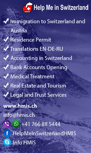 Help Me in Switzerland
